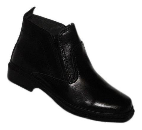 Botina/bota Tradicional Couro Legítimo
