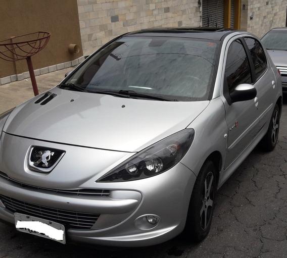Urgente - Peugeot 207 Quicksilver 1.6 - Único Dono
