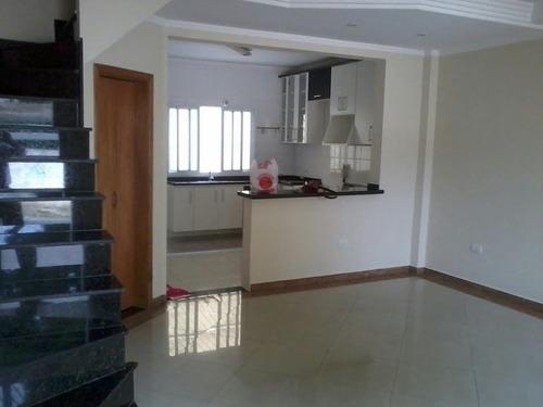 Imagem 1 de 15 de Casa Sobrado Para Venda, 3 Dormitório(s), 100.0m² - 514