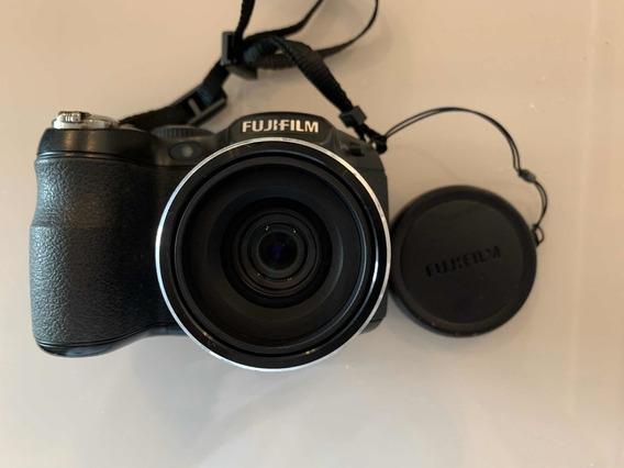 Câmera Semiprofissional Fujifilm Finepix S 1800 12mp/18x