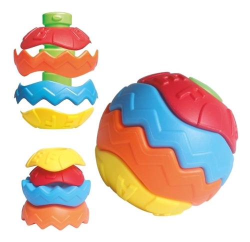Brinquedo Educativo Infantil Bola Interativa P/ Bebe Oferta