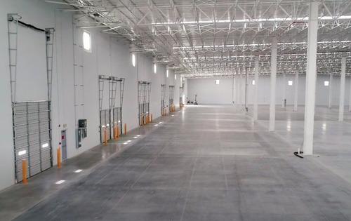 Imagen 1 de 8 de Se Renta Bodega Industrial En Parque Industrial Clase A En T