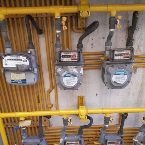 Cooktop Kit Instalação Conversão Qualinstal Gás Tubulação