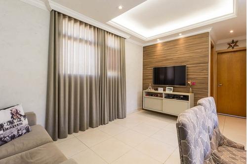 Imagem 1 de 22 de Apartamento À Venda, 2 Quartos, 1 Vaga, Inconfidentes - Contagem/mg - 25421