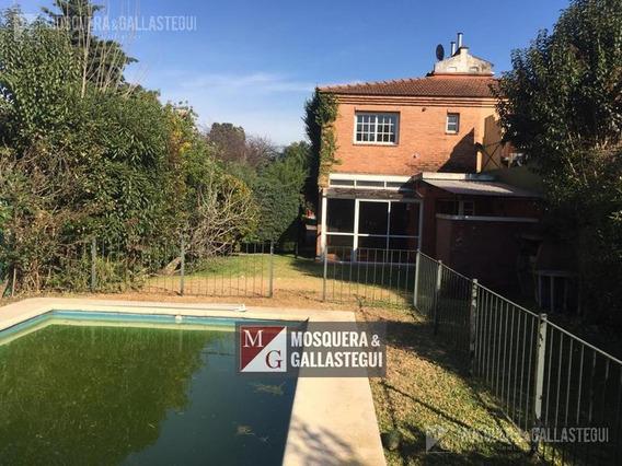 Mosquera Y Gallastegui - Venta Casa De 3 Dormitorios En Pilar House