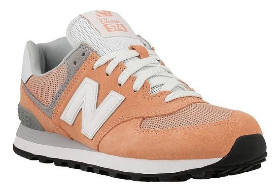 Zapatillas New Balance Wl574cb Urbanas Envío A Todo El País