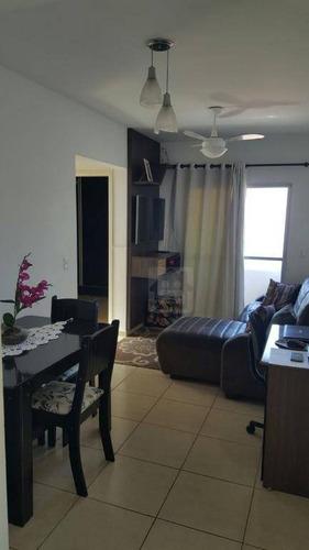 Imagem 1 de 11 de Apartamento Com 2 Dormitórios À Venda, 54 M² Por R$ 120.000,00 - Vila Aeronáutica - Araçatuba/sp - Ap0236