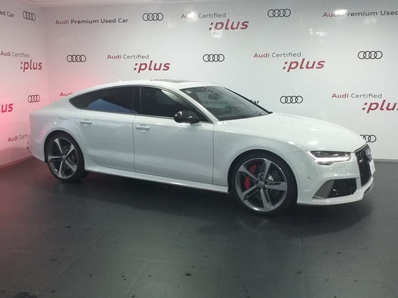 Audi Rs7 Performance 2017 605hp