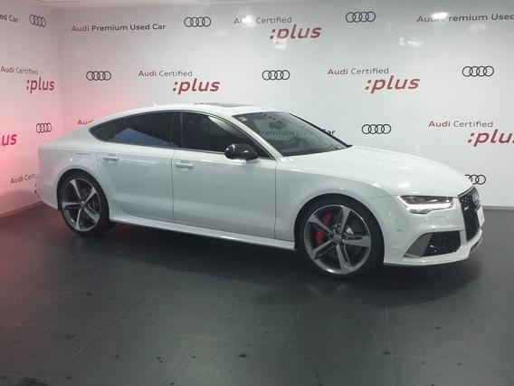 Audi Rs7 Performance 2017 605hp