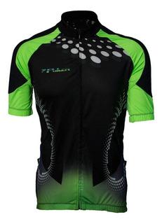 Camisa Poker Ciclista C Ziper Torio