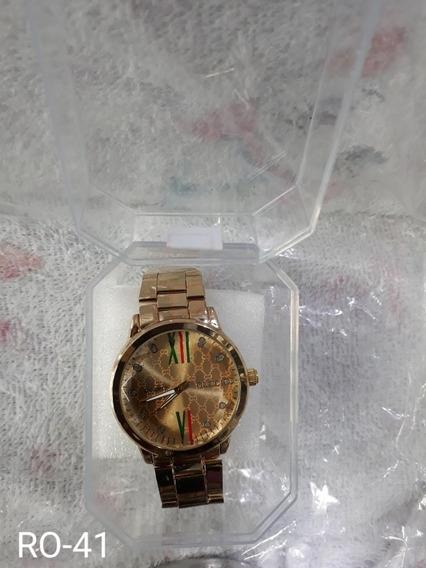 Relógio Pulseira De Metal