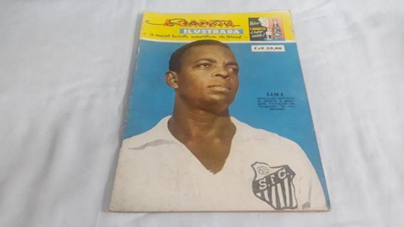 Gazeta Esportiva Ilustrada 232 Jun/63 Corinthians/santos