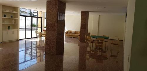 Apartamento Com 3 Dormitórios À Venda, 265 M² Por R$ 850.000,00 - Meireles - Fortaleza/ce - Ap1798