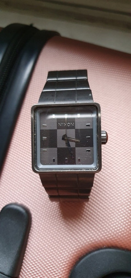 Relógio Nixon The Quattro Cor Grafite