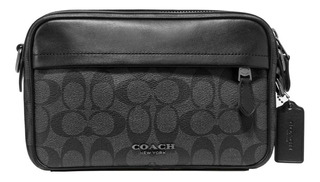 Bolso Coach Crossbody Graham F50715 - Negro