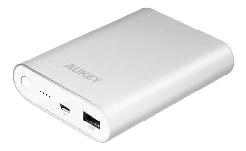 Batería Portatil Pb-t1 Quickcharge 2.0 10400 Mah Aukey