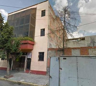 Vallejo Gustavo. A. Madero Edificio Con Suelo Mixto En Venta