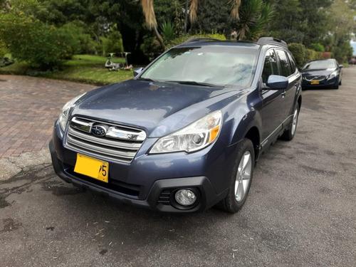 Subaru Outback 3.6 Awd At 4x4