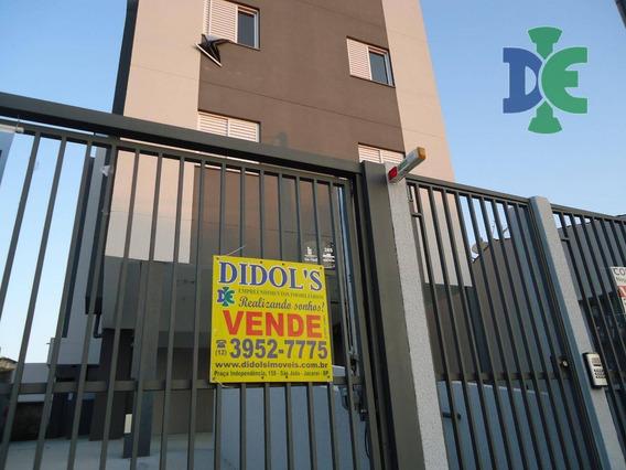 Apartamento Com 2 Dormitórios À Venda, 53 M² Por R$ 187.000,00 - Jardim Didinha - Jacareí/sp - Ap0047