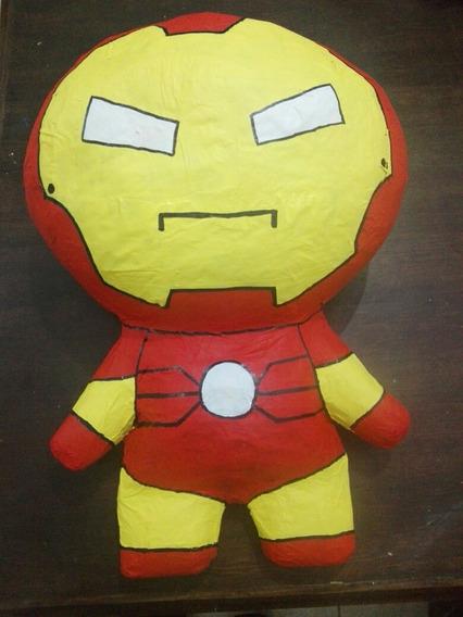 Piñatas Artesanales Superhéroes