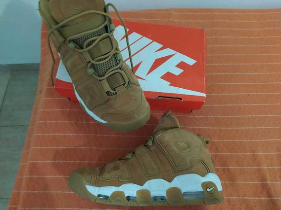 Nike Uptempo Flax