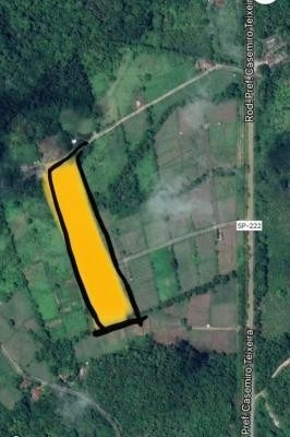 Sítio Localizado No Bairro Cedro, Em Iguape, Litoral Sul