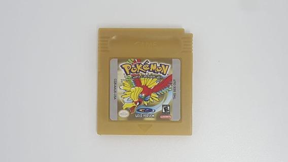 Pokémon Gold Version - Game Boy