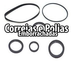 Correia Toca Fitas Tape Decks 8.5 Cm X 3 A 4mm Chata