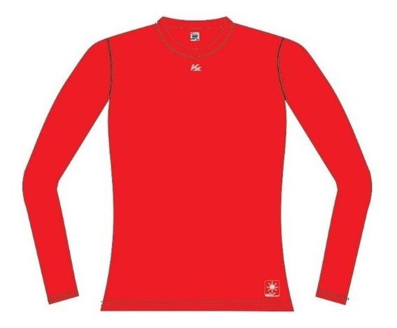 Camisa Manga Longa Kanxa Proteção Uv 50 Feminina