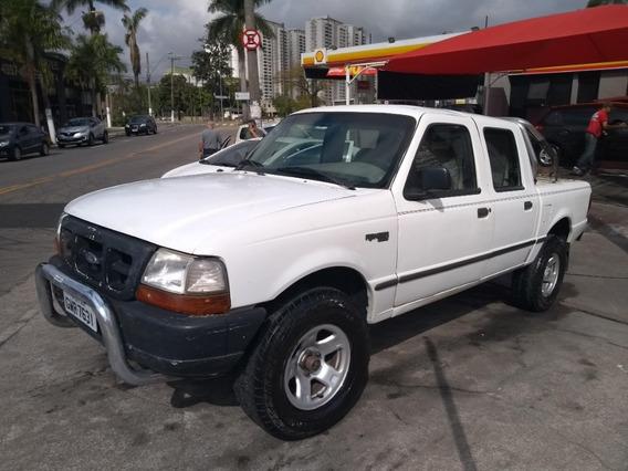 Ford Ranger Cabine Dupla 4x4 Diesel