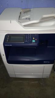 Impresora Multifuncion Xerox 3615 B/n