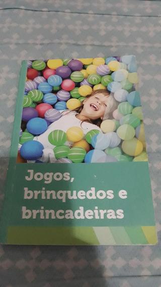 Livro Unopar Jogos Brinquedos E Brincadeiras Faculdade