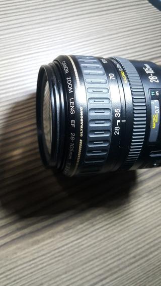 Lente Canon 28-105mm 3.5 4.5 Macro 0,5m/1.6ft