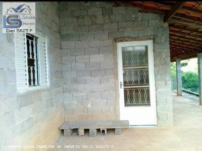 Chácara Para Venda Em Bragança Paulista, Curitibanos, 3 Dormitórios, 1 Banheiro, 3 Vagas - 827