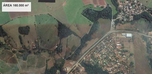 Imagem 1 de 1 de Área Industrial/ Comercial - Itatiba - Bragança - Te0679