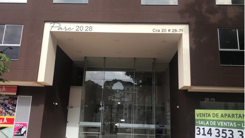 Imagen 1 de 11 de Apartamento Cerca Fiscalia 7mo Piso Edificio Nuevo