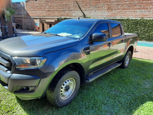 Ford Ranger 2017 2.2 Cd Xl Tdci 150cv 4x2