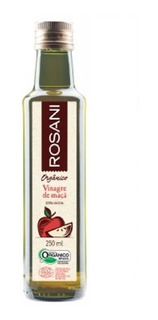 Kit Contendo 12 Vinagres Orgânicos De Maçã - Rosani