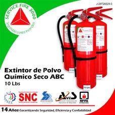 Extintor Contra Incendios, Co2-pqs-carreta - Todos Los Tipos