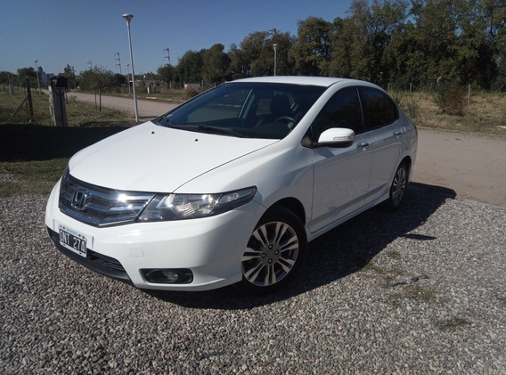 Honda City 1.5 Ex-l Mt 120cv 2015