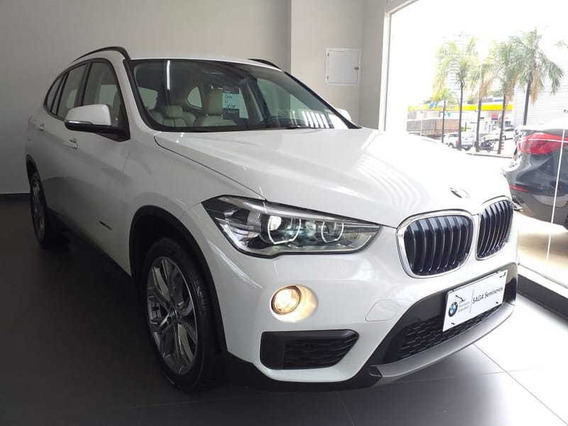 Bmw X1 2.0 16v Turbo Activeflex Sdrive20i 4p Automatic
