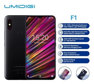 Umidigi F1 Móvil Teléfono Android 9.0 6.3inch Fhd + 128gb