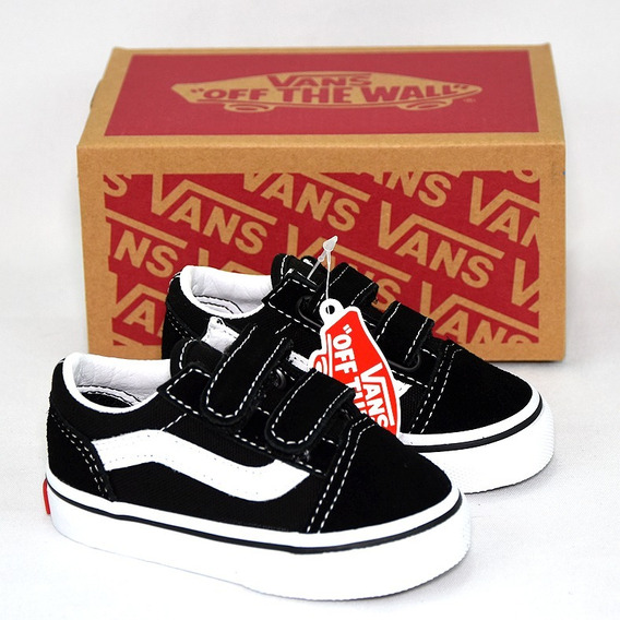 Vans Old Skool Tenis Bebe 100% Originales