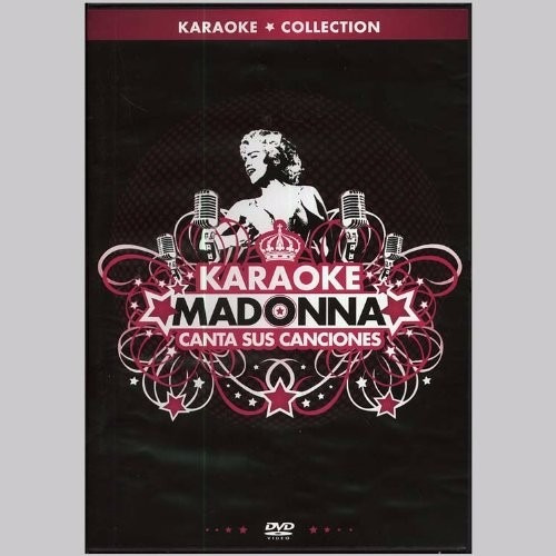 Karaoke - Madonna Dvd - E