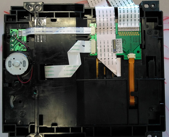 Mecanismo Completo Com Unidade Ótica Samsung Bdp1600