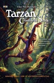 Tarzan - Contos Da Selva - Hq