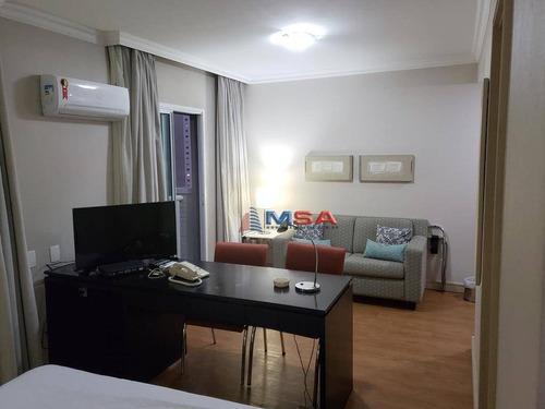 Flat Com 1 Dormitório À Venda, 30 M² Por R$ 300.000,00 - Perdizes - São Paulo/sp - Fl0015