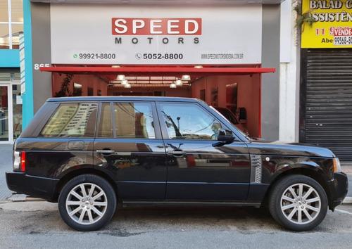 Imagem 1 de 12 de Land Rover Range Rover Vogue Se 5.0 V8 Supercharger 2011