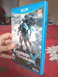 Xenoblade Chronicles X Star Fox Zero Nintendo Wii U C/u