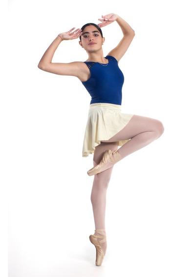 Pollerín Lara De Microfibra Ballet, Baile, Acrobacias, Patín